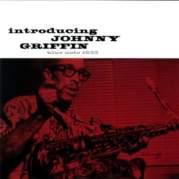Обложка альбома Introducing Johnny Griffin, Музыкальный Портал α