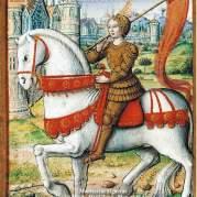 Обложка альбома Jeanne d'Arc: Batailles & Prisons, Музыкальный Портал α