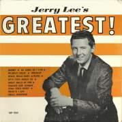 Обложка альбома Jerry Lee's Greatest!, Музыкальный Портал α
