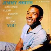 Обложка альбома Jimmy Smith at the Organ: Plays Pretty Just for You, Музыкальный Портал α