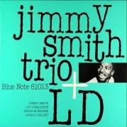 Обложка альбома Jimmy Smith Trio + LD, Музыкальный Портал α