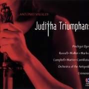 Обложка альбома Juditha Triumphans, Музыкальный Портал α