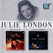 Обложка альбома Julie... At Home / Around Midnight, Музыкальный Портал α