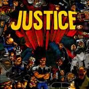 Обложка альбома Justice, Музыкальный Портал α
