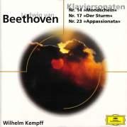 Обложка альбома Klaviersonaten Nr. 14, 17 & 23, Музыкальный Портал α