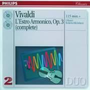 Обложка альбома L'Estro Armonico, Op. 3 (complete), Музыкальный Портал α