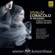 Обложка альбома L'Oracolo in Messenia, Музыкальный Портал α