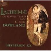 Обложка альбома Lachrimae (Or Seven Teares), Музыкальный Портал α