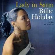 Обложка альбома Lady in Satin, Музыкальный Портал α