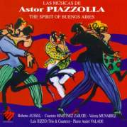 Las Musicas de Astor Piazzolla: The Spirit of Buenos Aires, Музыкальный Портал α