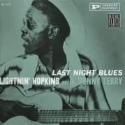 Обложка альбома Last Night Blues, Музыкальный Портал α