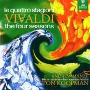 Обложка альбома Le Quattro Stagioni (The Four Seasons), Музыкальный Портал α