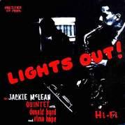 Обложка альбома Lights Out!, Музыкальный Портал α