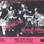 Lipstick Killers: The Mercer Street Sessions 1972, Музыкальный Портал α