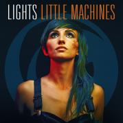 Обложка альбома Little Machines, Музыкальный Портал α