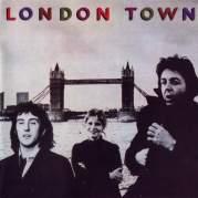 Обложка альбома London Town, Музыкальный Портал α