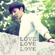 Обложка альбома Love Love Love, Музыкальный Портал α