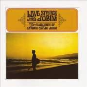 Обложка альбома Love, Strings & Jobim, Музыкальный Портал α