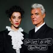 Обложка альбома Love This Giant, Музыкальный Портал α