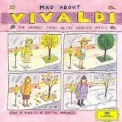 Обложка альбома Mad About Vivaldi, Музыкальный Портал α