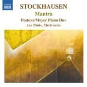 Обложка альбома Mantra, Музыкальный Портал α