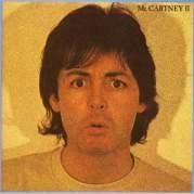 Обложка альбома McCartney II, Музыкальный Портал α