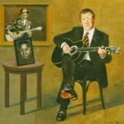 Обложка альбома Me and Mr. Johnson, Музыкальный Портал α