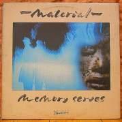 Обложка альбома Memory Serves, Музыкальный Портал α