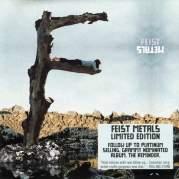 Обложка альбома Metals, Музыкальный Портал α