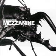 Обложка альбома Mezzanine, Музыкальный Портал α