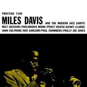 Обложка альбома Miles Davis and the Modern Jazz Giants, Музыкальный Портал α