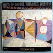 Обложка альбома Mingus Ah Um, Музыкальный Портал α