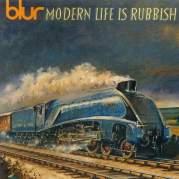 Обложка альбома Modern Life Is Rubbish, Музыкальный Портал α