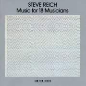 Обложка альбома Music for 18 Musicians, Музыкальный Портал α