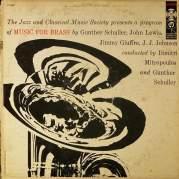 Обложка альбома Music for Brass, Музыкальный Портал α