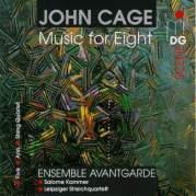 Обложка альбома Music for Eight, Музыкальный Портал α