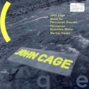 Обложка альбома Music for Percussion Quartet, Музыкальный Портал α