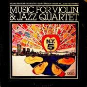 Music for Violin & Jazz Quartet, Музыкальный Портал α