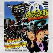 Обложка альбома Music From Another Dimension!, Музыкальный Портал α