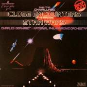 Обложка альбома Music From John Williams' Classic Film Scores: Close Encounters of the Third Kind / Star Wars, Музыкальный Портал α
