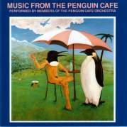 Обложка альбома Music From the Penguin Cafe, Музыкальный Портал α