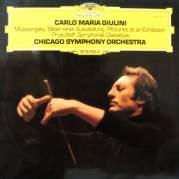 Обложка альбома Mussorgsky: Bilder einer Ausstellung / Prokofieff: Symphonie Classique, Музыкальный Портал α