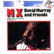 Обложка альбома MX Dedicated to the Memory of Malcolm X, Музыкальный Портал α