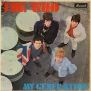 Обложка альбома My Generation, Музыкальный Портал α