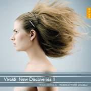 Обложка альбома New Discoveries II, Музыкальный Портал α