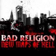 Обложка альбома New Maps of Hell, Музыкальный Портал α