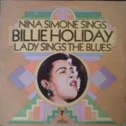Обложка альбома Nina Simone Sings Billie Holiday, Музыкальный Портал α