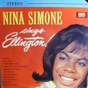 Обложка альбома Nina Simone Sings Ellington, Музыкальный Портал α