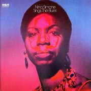 Обложка альбома Nina Simone Sings the Blues, Музыкальный Портал α