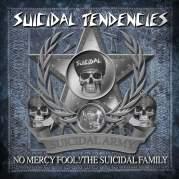 Обложка альбома No Mercy Fool!/The Suicidal Family, Музыкальный Портал α